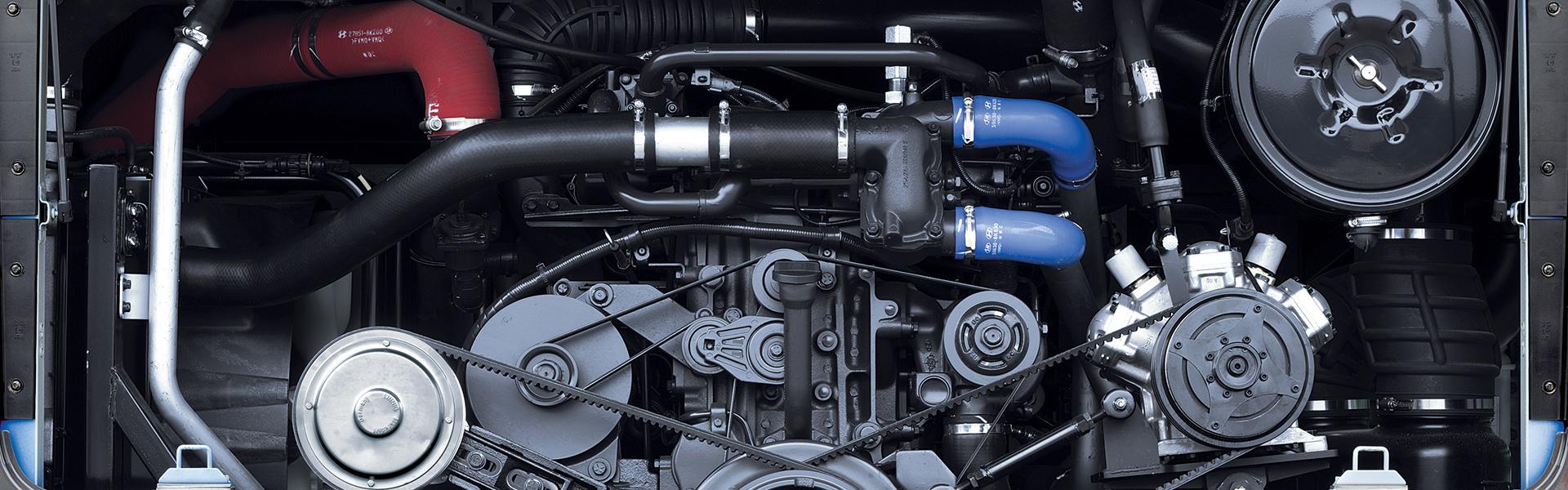 Engine Room Layout (Diesel Engine)